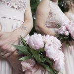 bouquet di rose, stile stefania beccati